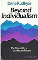 Book Cover Beyond Individualism by Dane Rudhyar